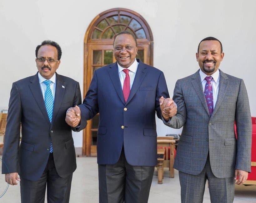 Warbixin: Itoobiya ma waxay Kenya ku garab-siineysaa cadaadiska Soomaaliya?