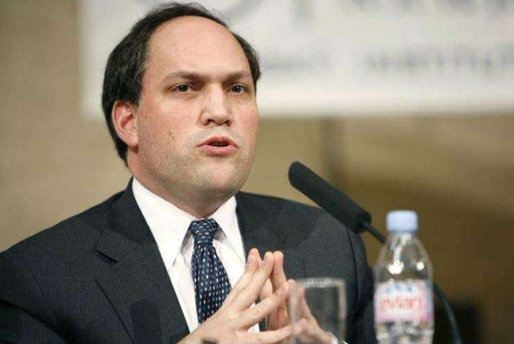 Michael Rubin, a lobbyist for Somali division
