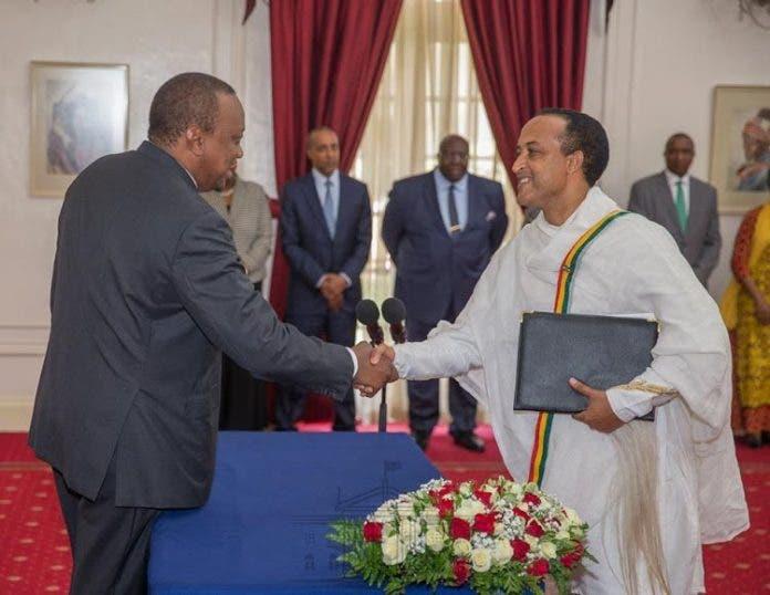 Ethiopia oo Kenya u ballan qaaday inuu saameyn ku yeelan doonin heshiis ay la gashay Soomaaliya