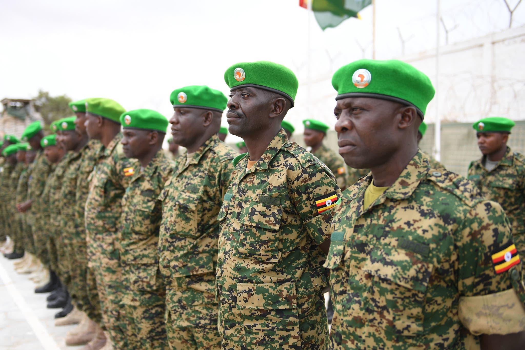 2,000 oo askar Ugandees ah oo ka baxay Soomaaliya