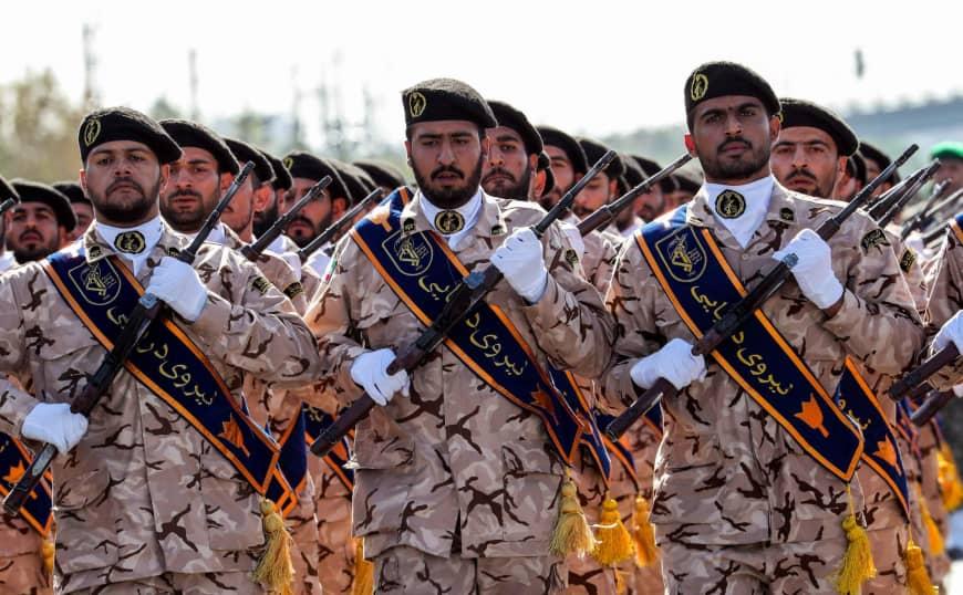 Mareykanka oo go'aan aan dunida horey uga dhicin ka qaadanaya ciidamada Iran