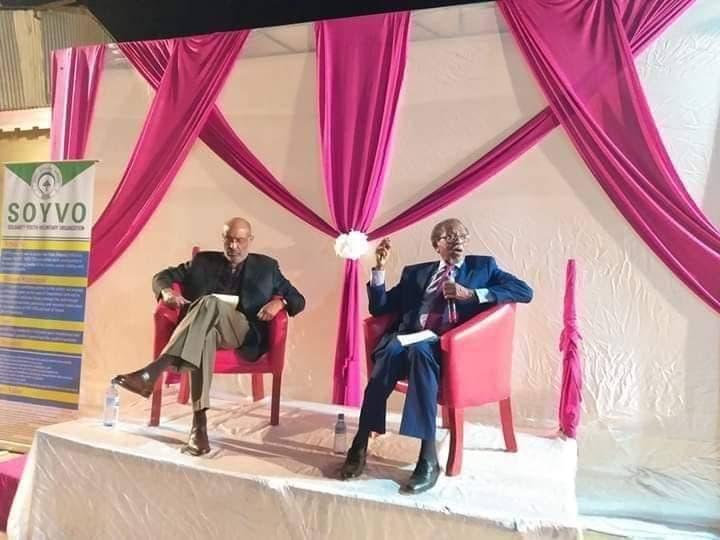 Samatar iyo Cali Khaliif oo isku khilaaday in la wada leeyahay Somaliland