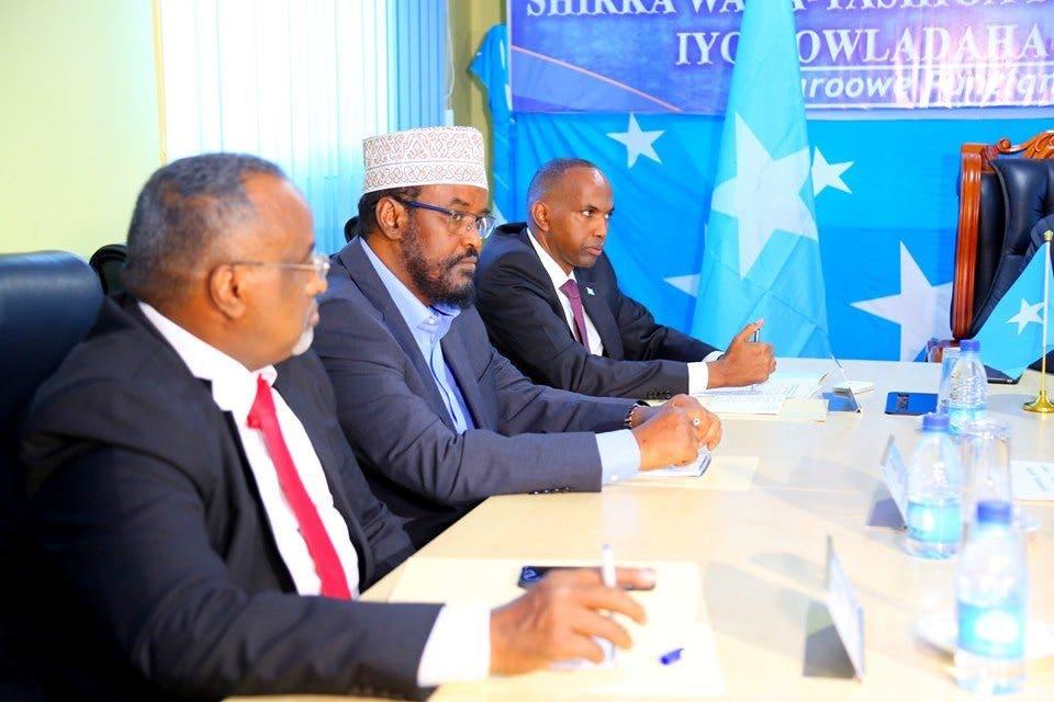 DF Somalia oo ku qasban inay xaliso tabashada maamul gobaleedyada