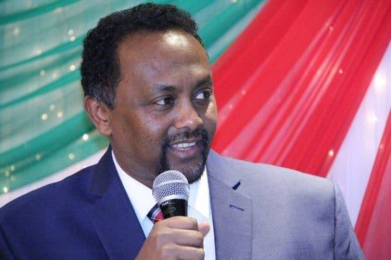 Jamaal Cali Xuseen: Waa muuqataa in DF Somalia ay ka awood badisay Somaliland