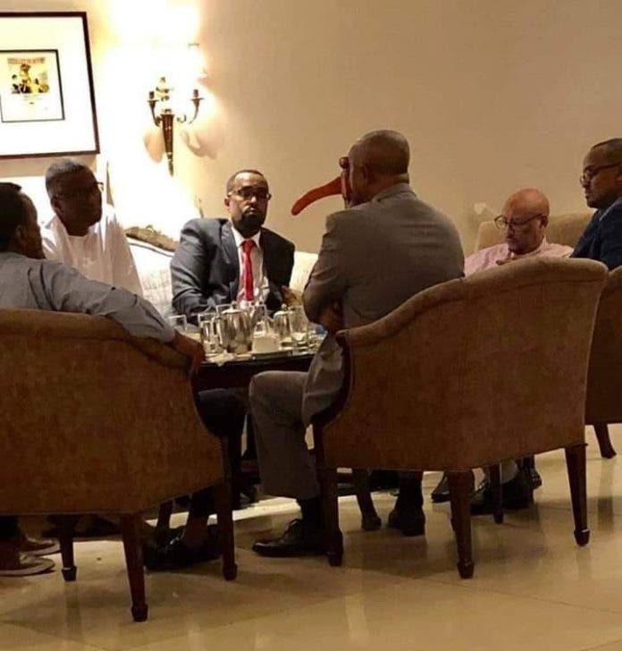Maxay ka wada hadleen CC Shakuur iyo mas'uuliyiinta Somaliland ee kulmay?