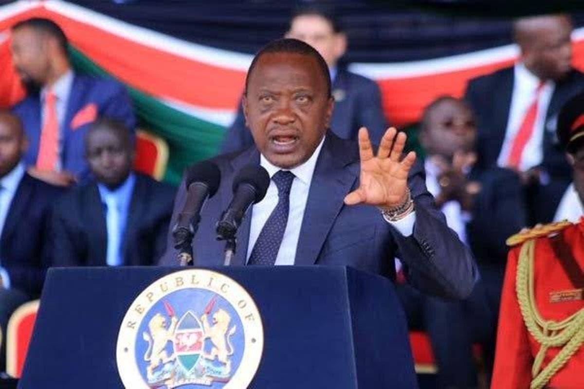 Madaxtooyada Kenya oo jawaab ka bixisay in la waayey Uhuru Kenyatta
