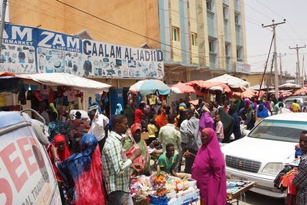 Dhaqaalo la'aanta bulshada Somaliland oo hoos u dhigay dhaq-dhaqaaqii suuqyada