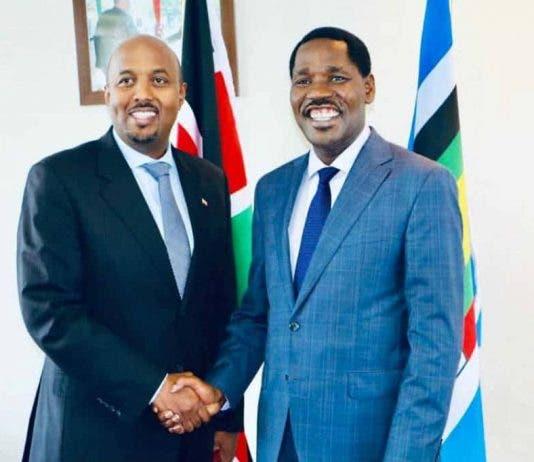 """""""Beer-laxawsiga Kenya ee SOMALILAND waa suxul maroojin ku aadan Somalia"""""""