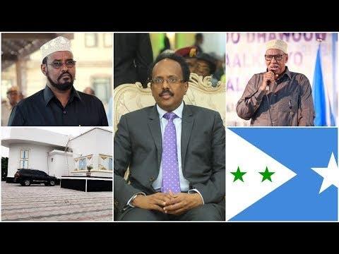 Daawo: Dardaarankii Cali Mahdi iyo sibeddel cusub oo ka dhacay Villa Somalia