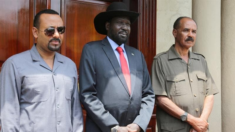 Power shift in the Horn of Africa is eroding Kenya's influence