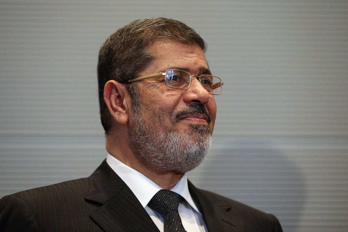 Farriin furan oo ku socota marxuum Maxamed Mursi