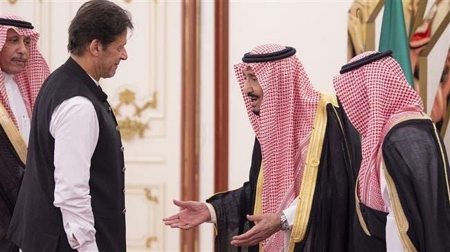 Sacuudiga oo aaminsan in ra'isul wasaaraha Pakistan uu ihaaneystay Boqor Salman