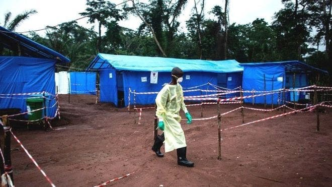 Kenya oo takoortay ruux looga shakiyay inuu qabo xanuunka Ebola
