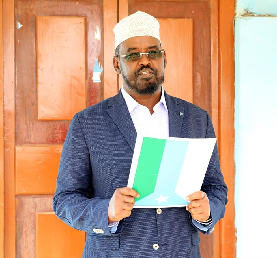 DF Somalia oo ka hortimid is-diiwaan gelinta A/Madoobe & liiska odayaasha Jubaland