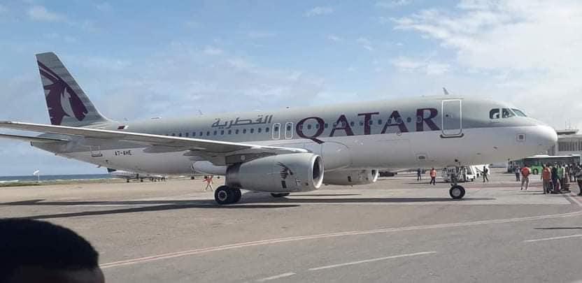 Qatar Airways launches flights to Somalia