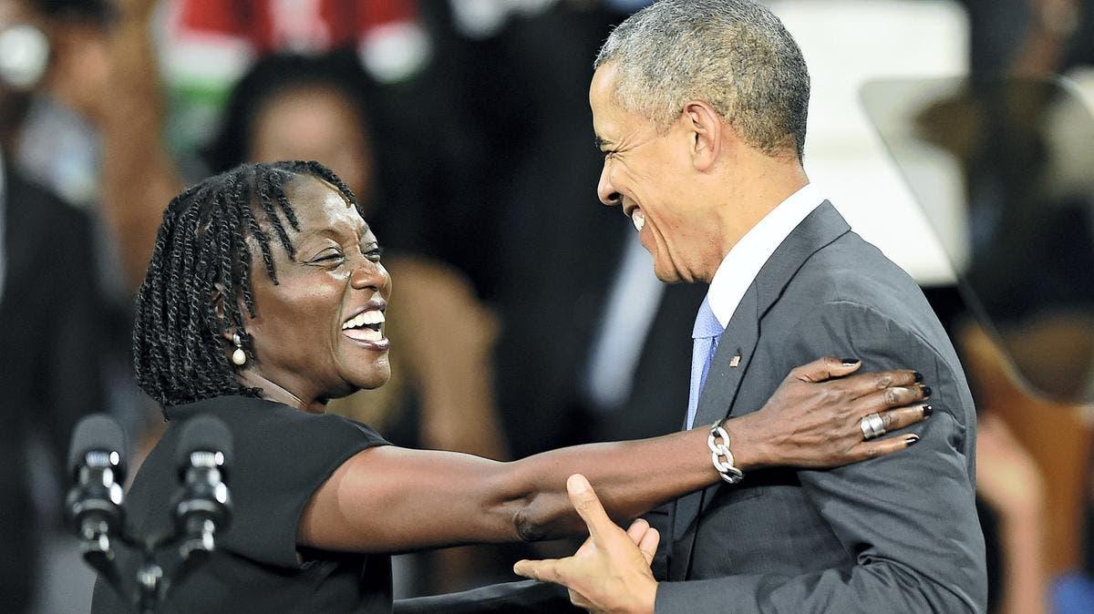Gabadh la dhalatay Barack Obama oo Hargeysa ku sugan iyo ujeedkeeda