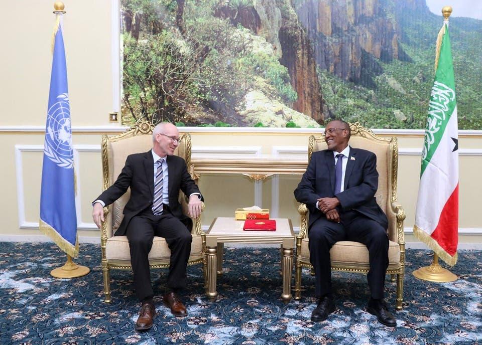 Wararkii ugu dambeeyey khilaafka ka dhex-taagan UNSOM iyo SOMALILAND