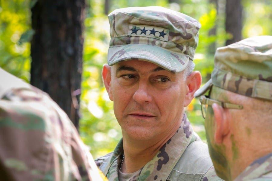 Head of US Africa Command visits Somalia