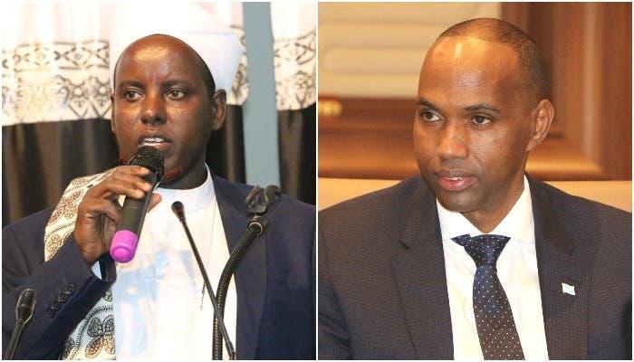 Xog: Sidee Ahlu-Sunna uga cayaar siyaasad badisay R/W Kheyre iyo DF Somalia