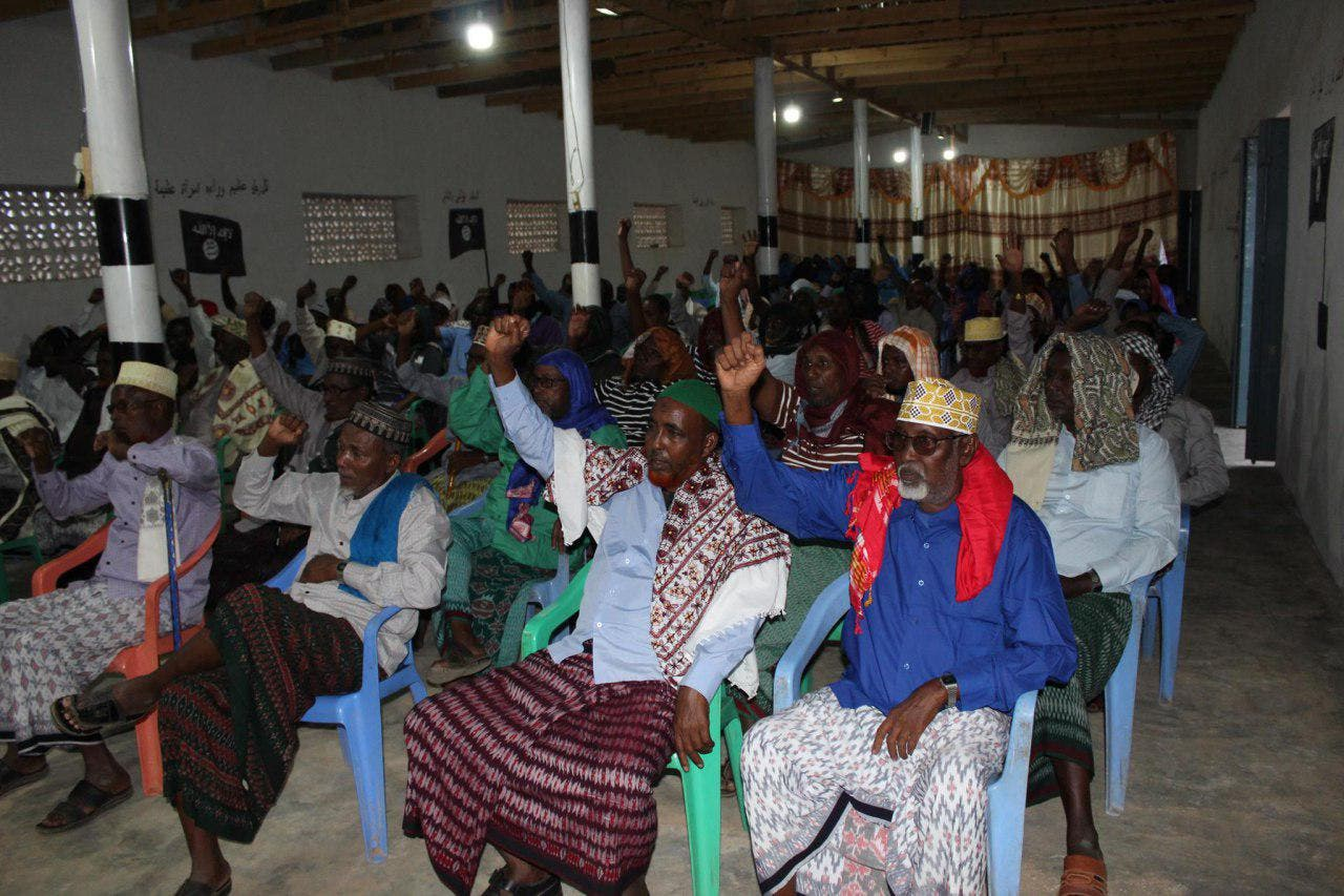 Al Shabaab bribing elders to have an MP in 2020 polls
