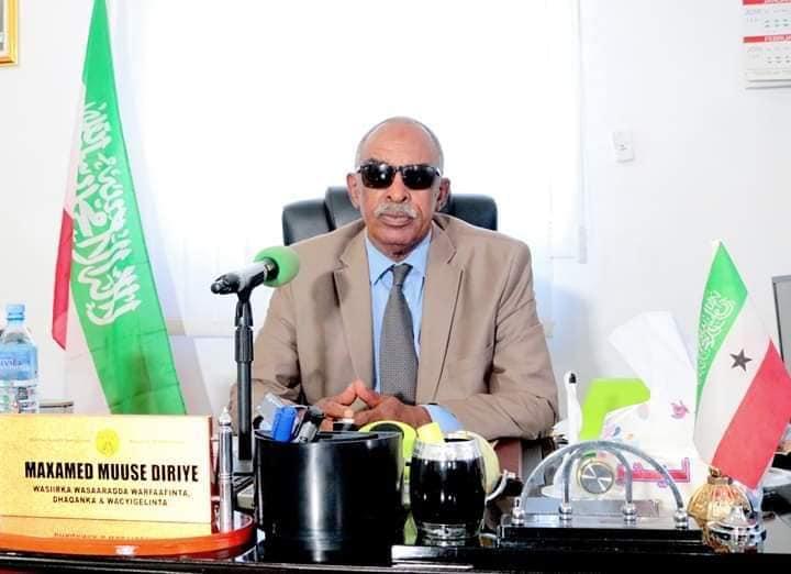 Somaliland oo war ka soo saartay dagaalkii Sanaag