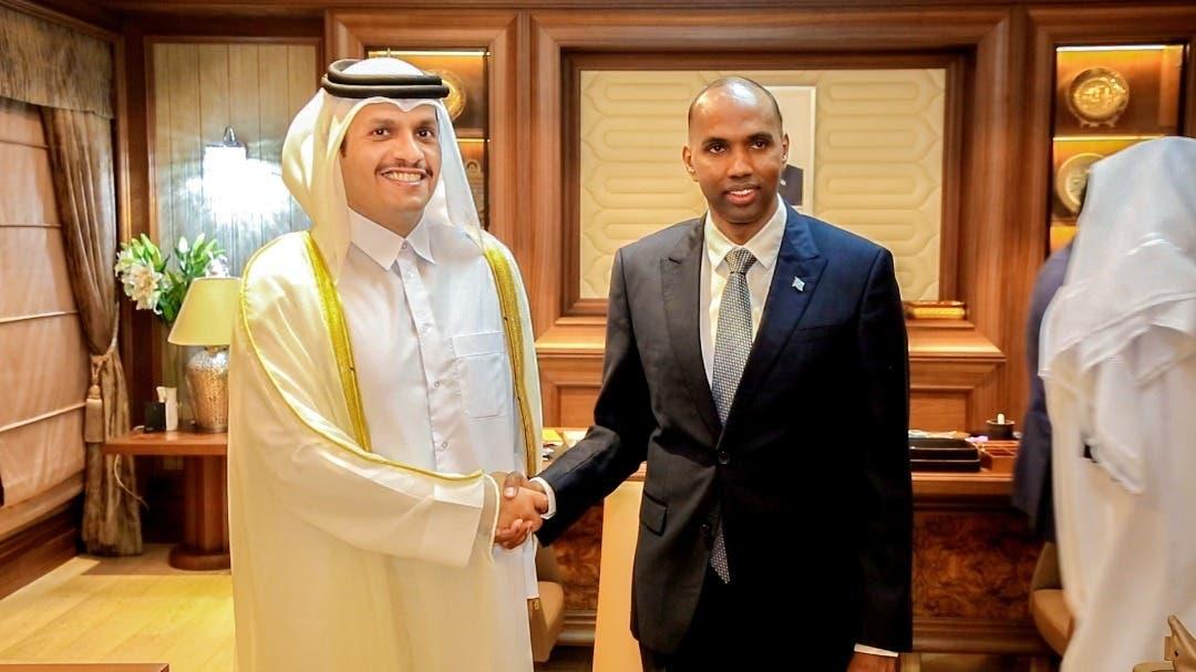 Sawirro: Dowladda Qatar oo ku dhowaaqday mashruuca dhismaha dekedda HOBYO