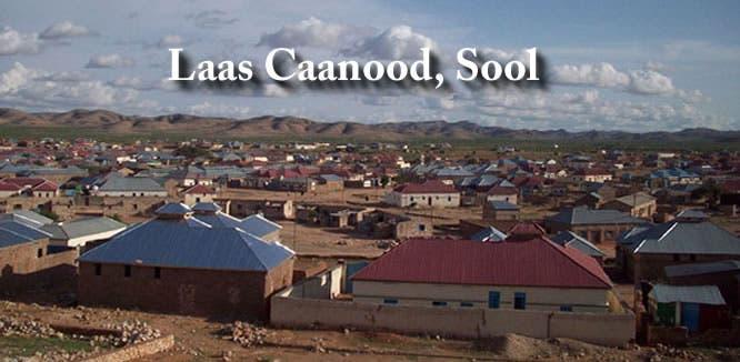 Ciidamada Somaliland oo dil ka geystay Laascaanood