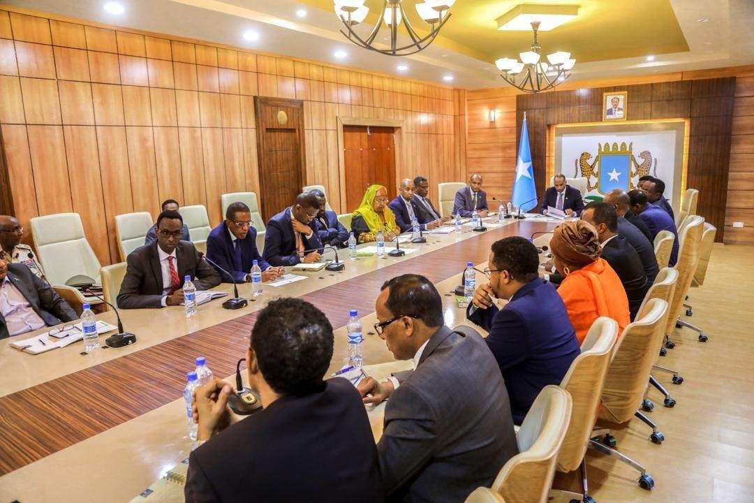 Mashruuc ay saxiixday DF Somalia oo laga billaabay deegaannada Somaliland