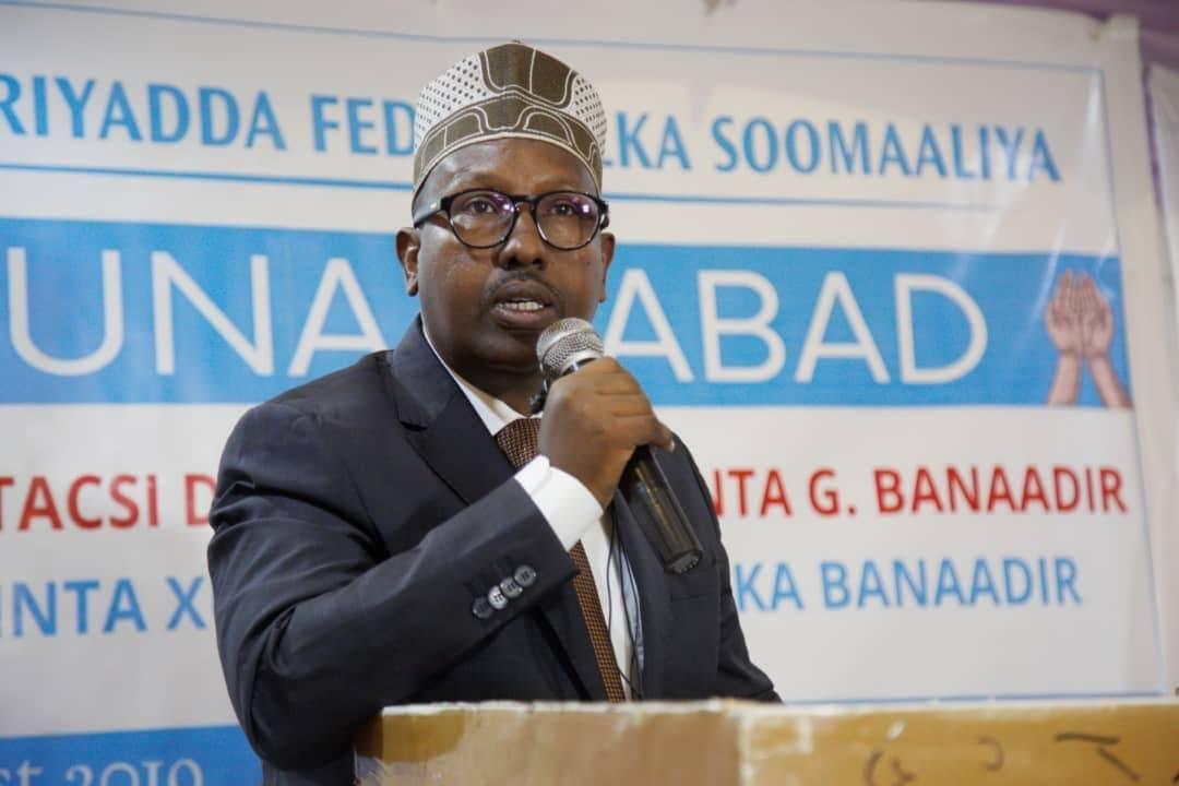 Fiqi: Iftihii Umal ee markii la doortay Shariif wuu ka halis badnaa hubka Al-Shabaab