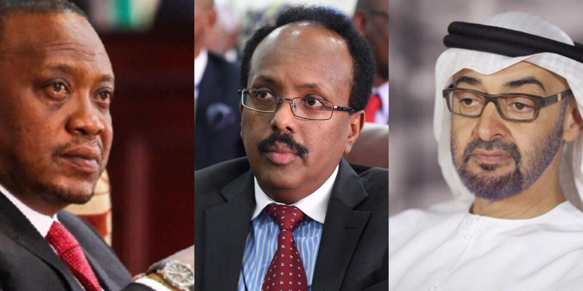 Fashilka Kenya ee Somalia iyo faragelinta Imaaraadka