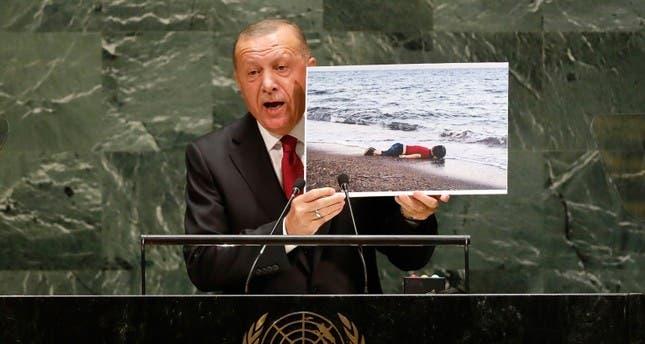 Madaxweyne Erdoğan: QM waxay fiirsaneysaa dhulka la boobayo ee reer Falastiin