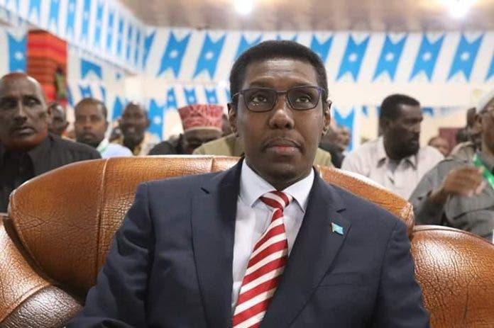 Ergada shirka GALMUDUG oo su'aallo adag weydiiyey wasiirka amniga Somalia