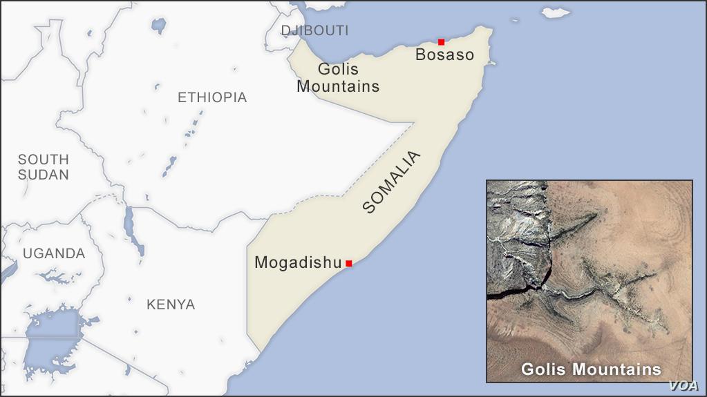 Villagers: US drone strike in Somalia kills frankincense collectors