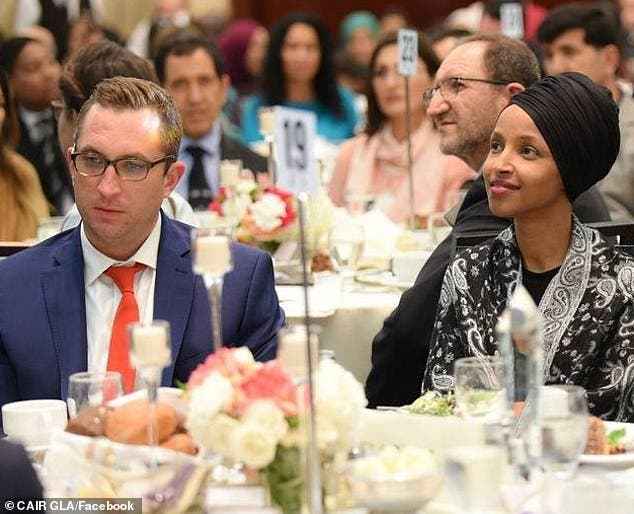 Ilhan Omar terminates contract with husband's consulting firm