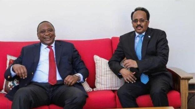 Kenya oo dhaqan gelisay heshiiskii Farmaajo iyo Uhuru Kenyatta ee Nairobi