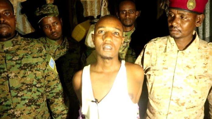 Sawirro: Shabakad dilalka iyo qaraxyada u qaabilsaneyd Al-Shabaab oo la qabtay