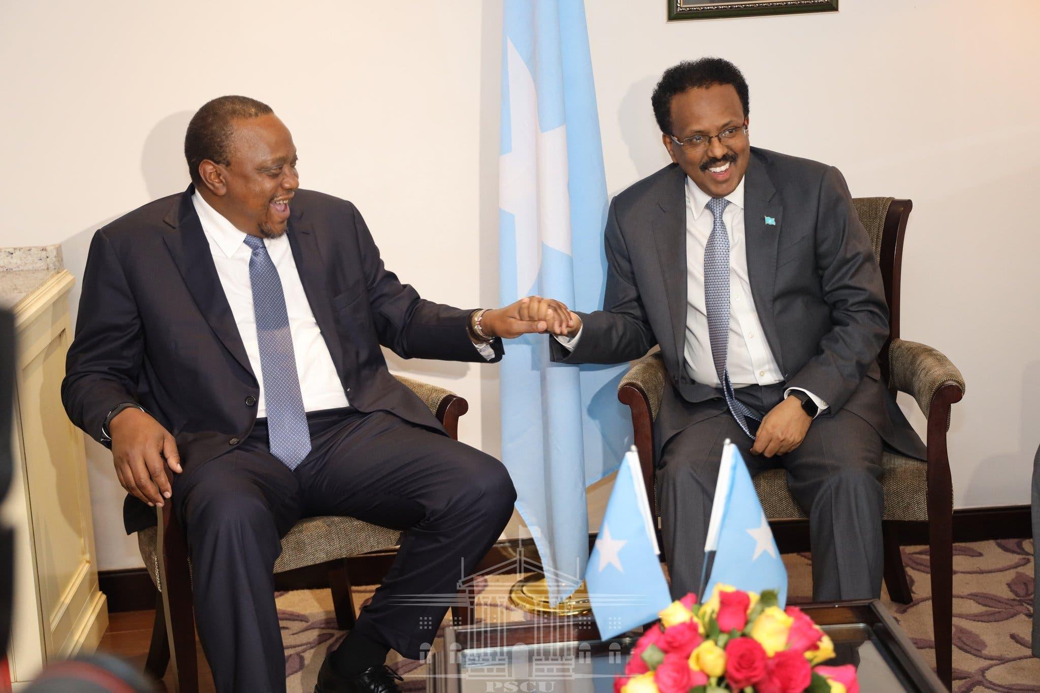 Uhuru Kenyatta oo qaaday tallaabo uu ugu jawaabayo kuna cadaadinayo Somalia