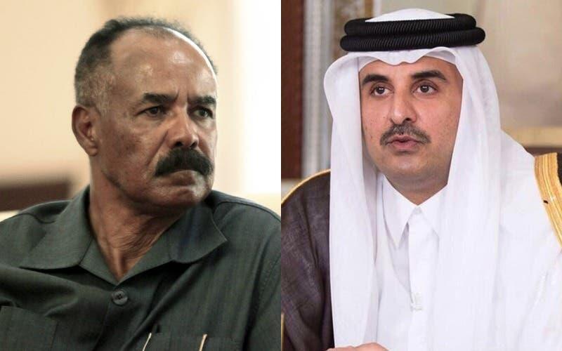 Xiisad culus oo ka dhex qaraxday Eritrea iyo Qatar – Asmara oo 10 qodob oo xasaasi ku eedeysay Doha