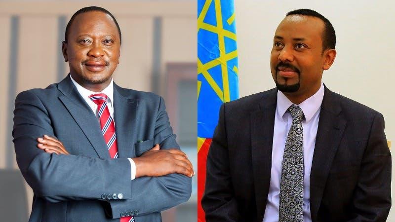 Kenya oo la safatay Masar xilli ay dagaal siyaasadeed hoose kula jirto Ethiopia