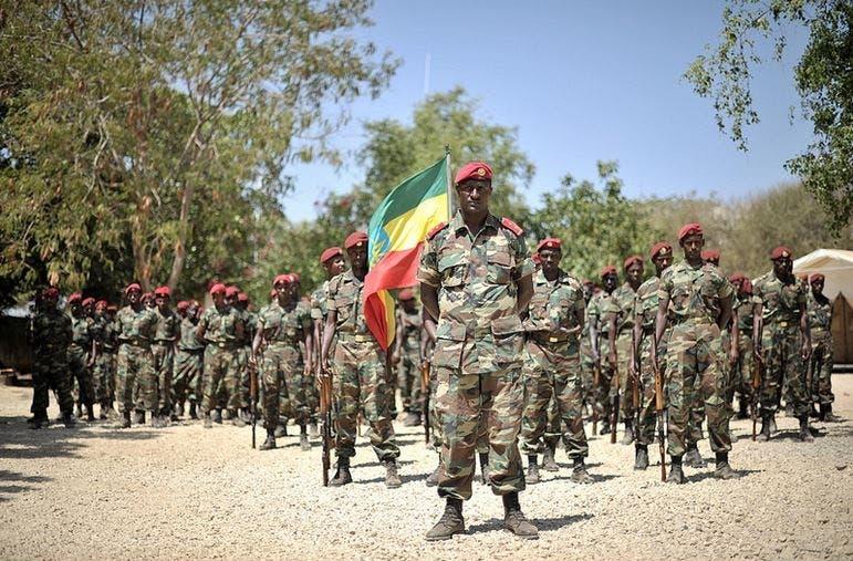 Askar badan oo ka baxay Ciidanka Qaranka Ethiopia iyo hoos u dhac ku yimid
