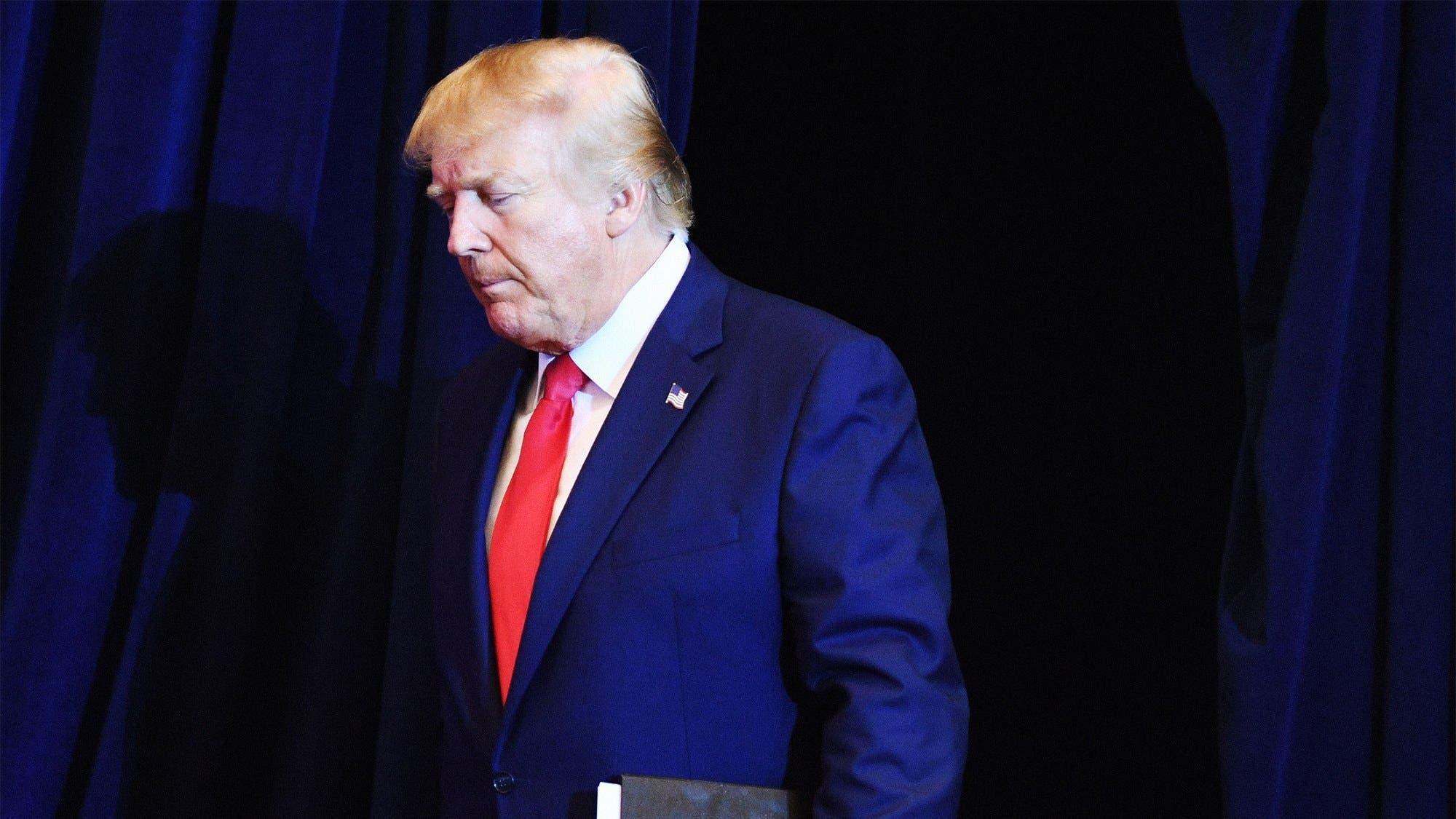 Natiijada baaritaanka lagu sameeyey Donald Trump ee Coronavirus oo la shaaciyey