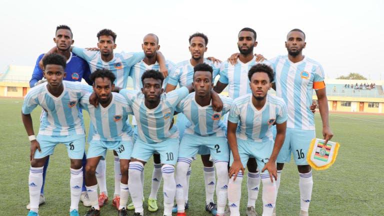 Soomaaliya oo barbaro la gashay Eritrea kana hartay tartanka Bariga iyo Bartamaha Afrika