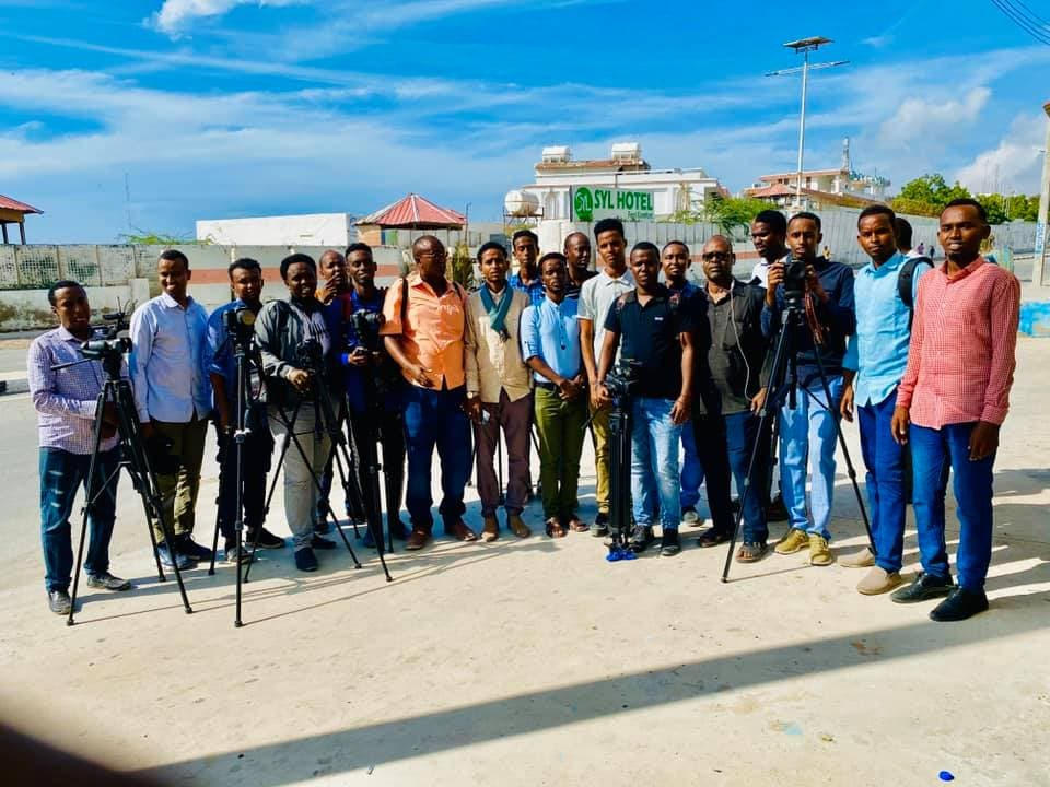 Authorities block journalists from reporting and seize their equipment across Somalia