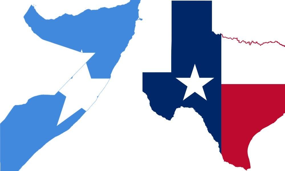 'Soomaaliya waxay noqon kartaa sida Texas oo kale'