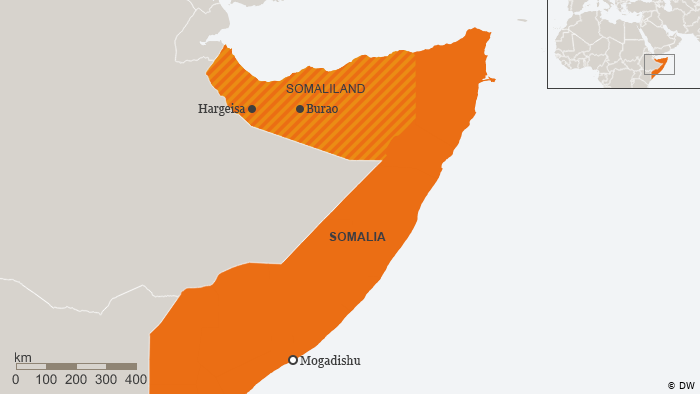 Somaliland is on a rocky political path