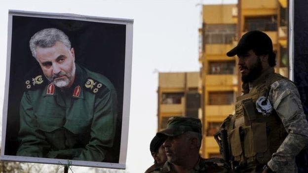 Mareykanka oo dilay Jeneral Qasem Soleimani oo laf-dhabar u ahaa ciidanka Iran
