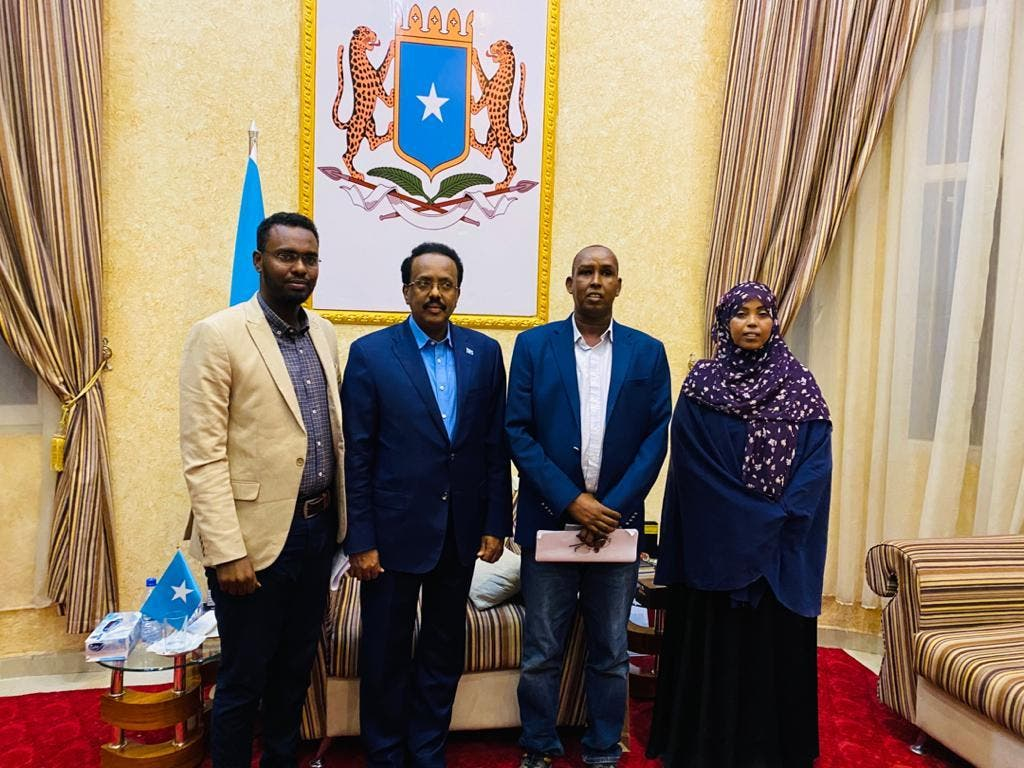 FESOJ have appealed Somali president not to sign the draconian media law