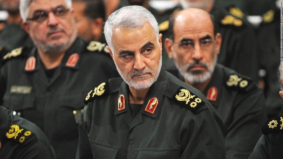 Fariintii Qasem Soleimani u waday Sacuudiga ee uu la dhintay iyo qiyaanadii Trump ee Adel Abdul-Mahdi