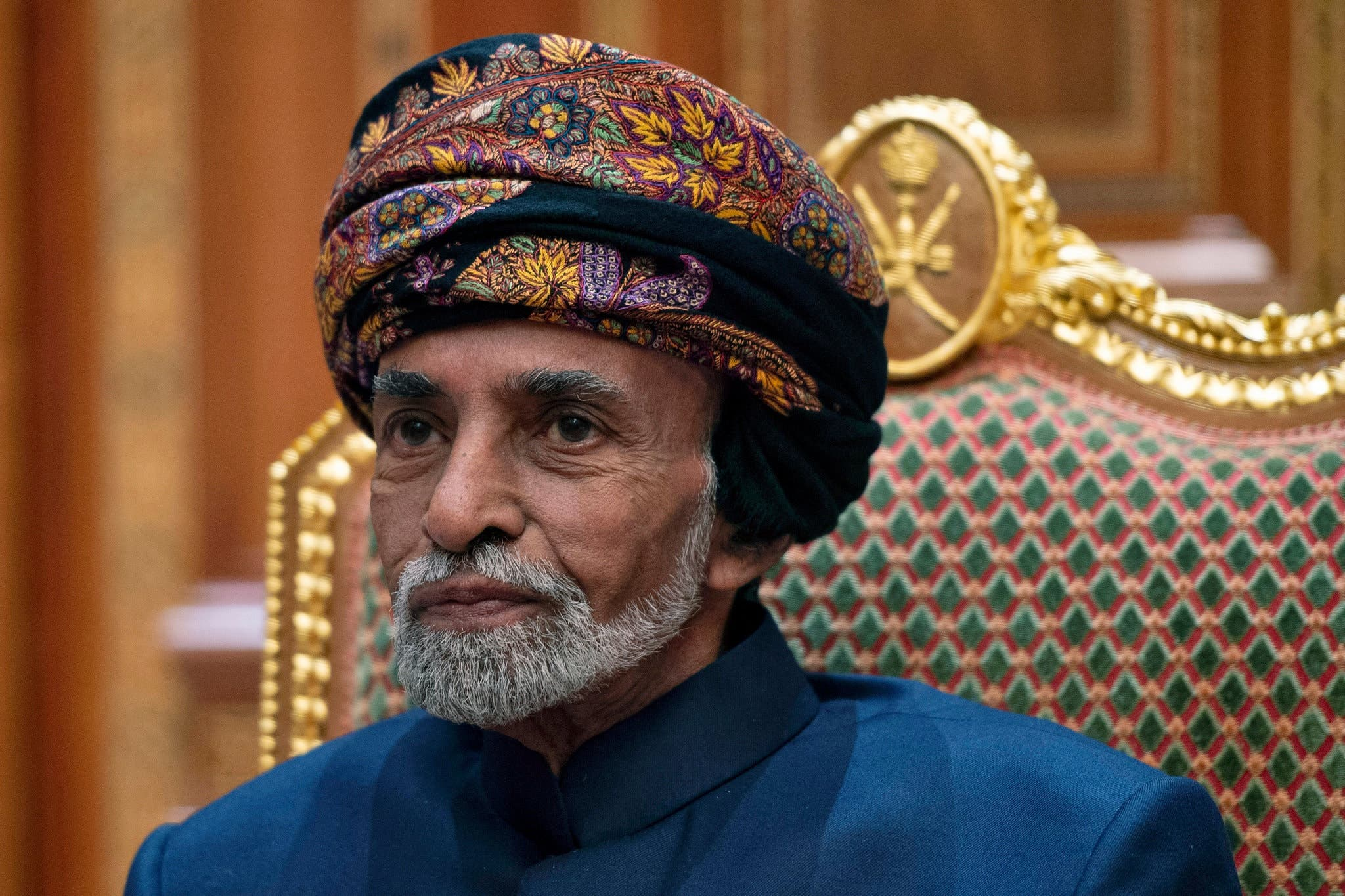 Sultan Qaboos bin Said Al Said of Oman dies aged 79