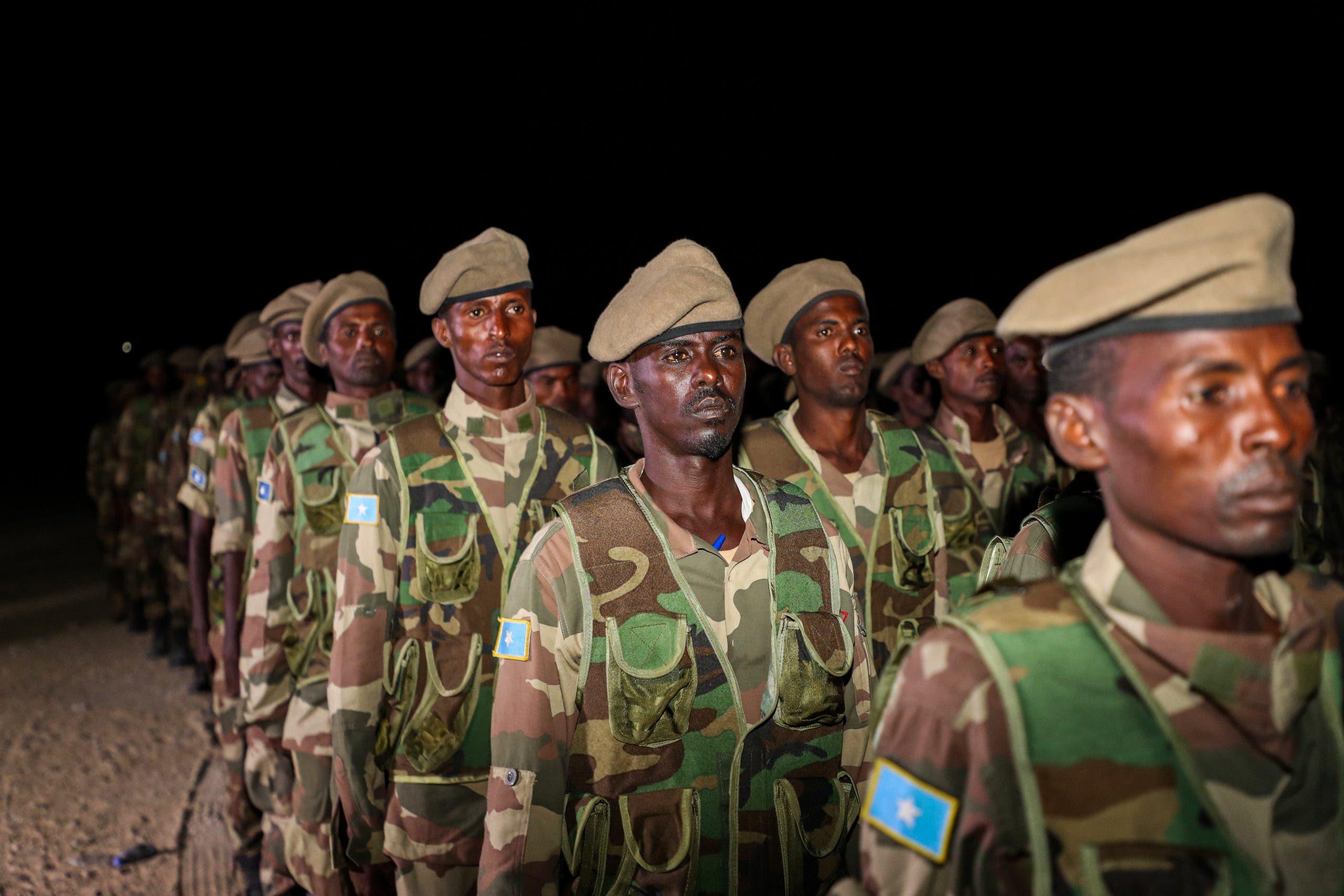 DF oo si qarsoodi ah ciidan uga qoreysa SOMALILAND
